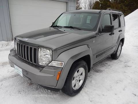 2012 Jeep Liberty for sale in Sturgeon Bay, WI