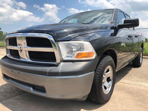2009 Dodge Ram Pickup 1500 for sale in Pasadena, TX