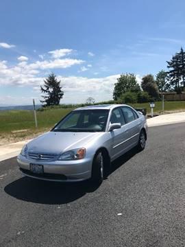 2003 Honda Civic for sale in Federal Way, WA