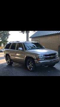 2004 Chevrolet Tahoe for sale in Federal Way, WA