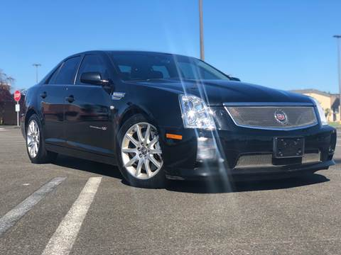 Cadillac Sts V For Sale In Washington Carsforsale Com