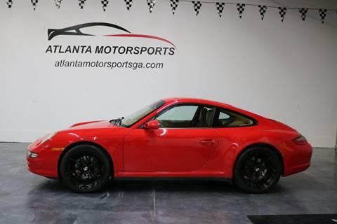 2007 Porsche 911 for sale in Roswell, GA
