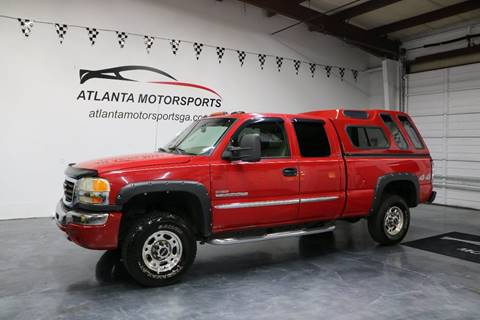 2003 GMC Sierra 2500HD for sale in Roswell, GA