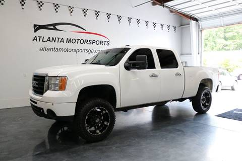 2008 GMC Sierra 2500HD for sale in Roswell, GA