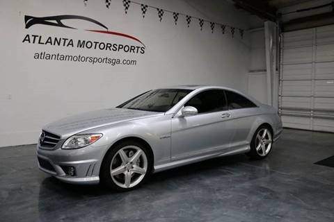 2008 Mercedes-Benz CL-Class for sale in Roswell, GA