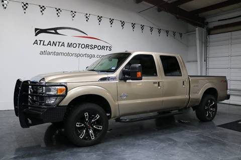 2011 Ford F-250 Super Duty for sale in Roswell, GA