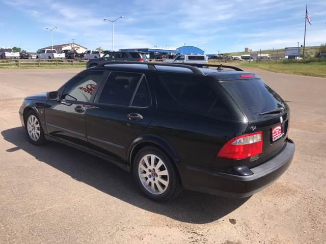 2002 Saab 9-5 for sale at G & B  Motors in Havre MT
