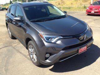 2016 Toyota RAV4 for sale at G & B  Motors in Havre MT