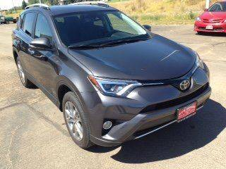 2016 Toyota RAV4 for sale at G & B  Motors in Havre MT