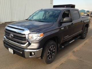 2015 Toyota Tundra for sale at G & B  Motors in Havre MT