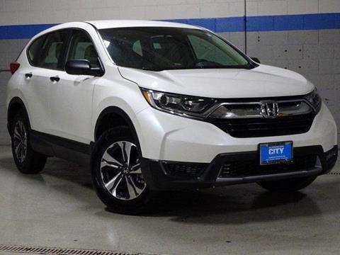 2017 Honda CR-V for sale in Chicago, IL