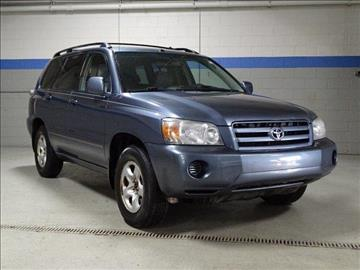 2004 Toyota Highlander for sale in Chicago, IL
