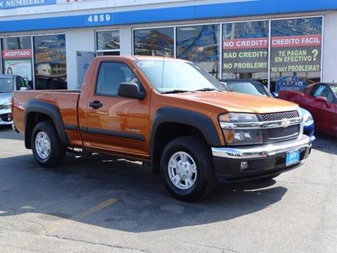 2004 Chevrolet Colorado for sale in Chicago, IL