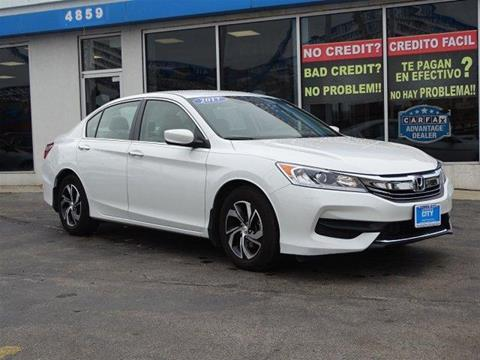 2017 Honda Accord for sale in Chicago, IL