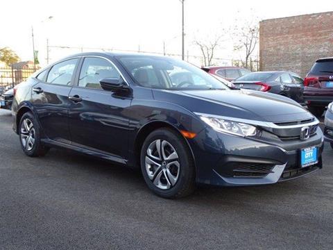 2017 Honda Civic for sale in Chicago, IL