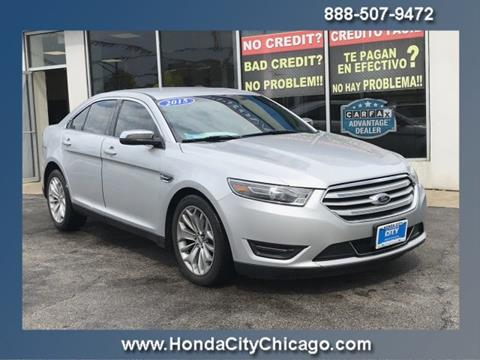 2015 Ford Taurus for sale in Chicago, IL