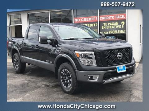 2017 Nissan Titan for sale in Chicago, IL