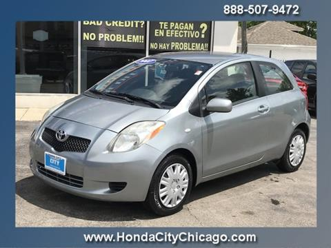2007 Toyota Yaris for sale in Chicago, IL