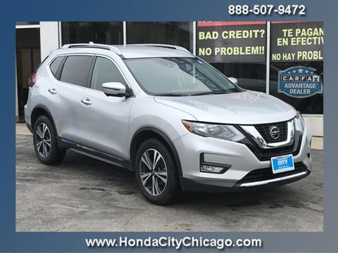 2018 Nissan Rogue for sale in Chicago, IL