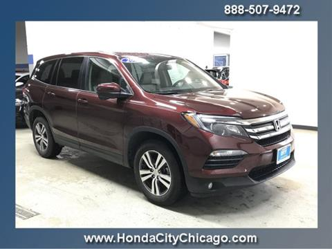 2018 Honda Pilot for sale in Chicago, IL