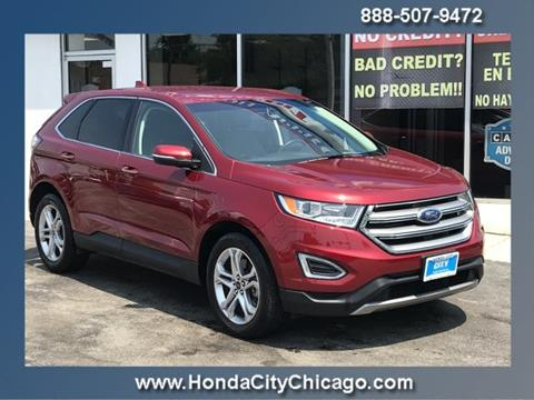 2018 Ford Edge for sale in Chicago, IL