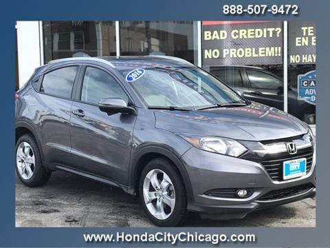 2016 Honda HR-V for sale in Chicago, IL