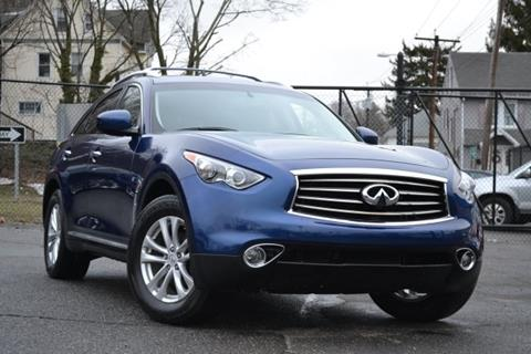 2014 Infiniti QX70 for sale in Derby, CT