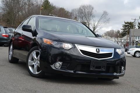 2013 Acura TSX for sale in Derby, CT