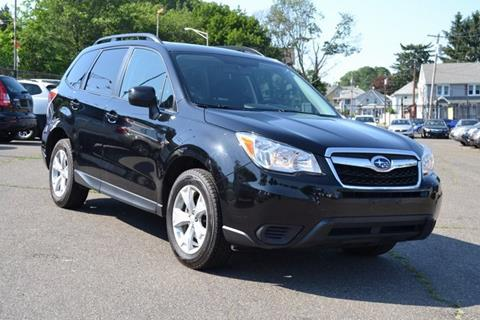 2015 Subaru Forester for sale in Derby, CT