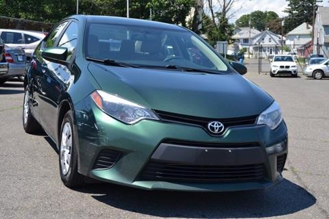 2014 Toyota Corolla for sale in Derby, CT