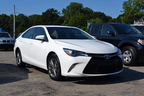 2017 Toyota Camry for sale in Derby, CT