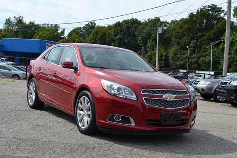 2013 Chevrolet Malibu for sale in Derby, CT