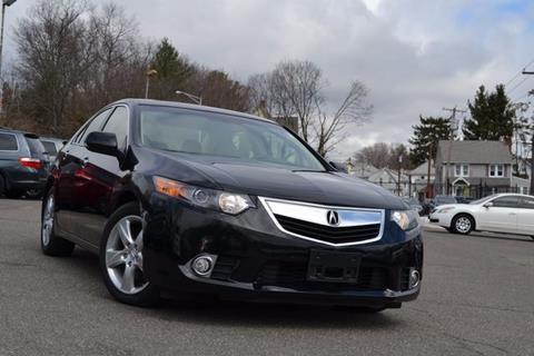 2014 Acura TSX for sale in Derby, CT
