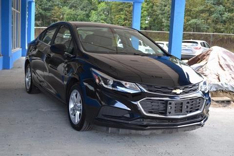 2016 Chevrolet Cruze for sale in Derby, CT