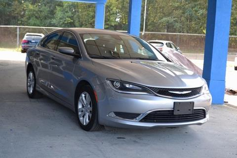 2015 Chrysler 200 for sale in Derby, CT