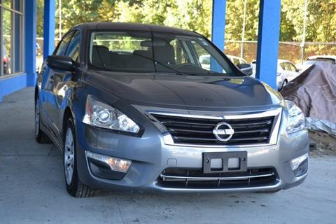 2015 Nissan Altima for sale in Derby, CT