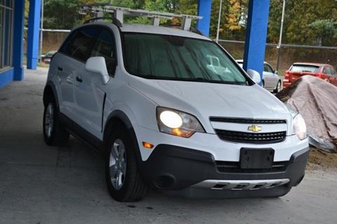2014 Chevrolet Captiva Sport for sale in Derby, CT