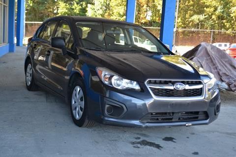 2014 Subaru Impreza for sale in Derby, CT