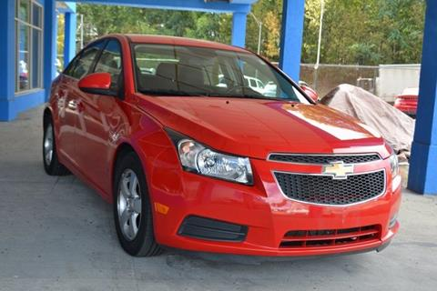 2014 Chevrolet Cruze for sale in Derby, CT
