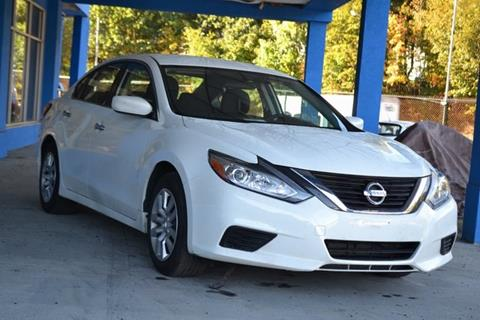 2016 Nissan Altima for sale in Derby, CT