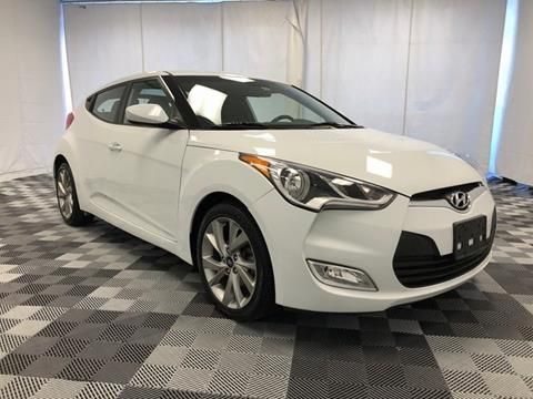 2017 Hyundai Veloster for sale in Derby, CT
