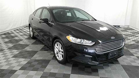 2016 Ford Fusion for sale in Derby, CT