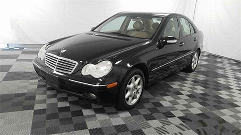 2001 Mercedes-Benz C-Class for sale in Derby, CT