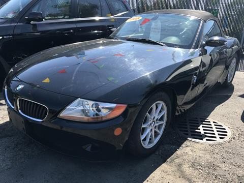 2005 BMW Z4 for sale in Hicksville, NY