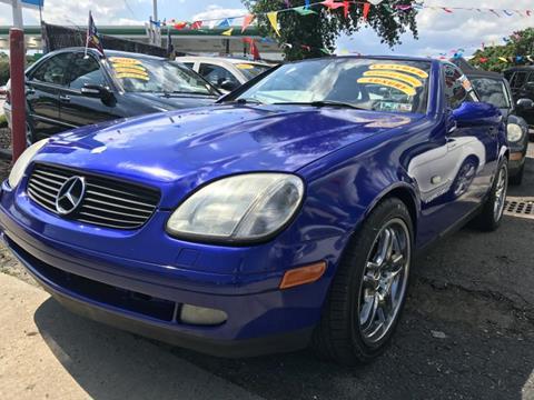 1999 Mercedes-Benz SLK for sale in Hicksville, NY
