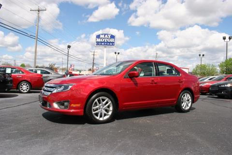 2012 Ford Fusion for sale in Springfield, MO