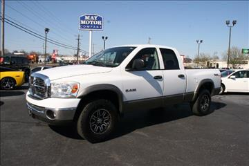2008 Dodge Ram Pickup 1500 for sale in Springfield, MO