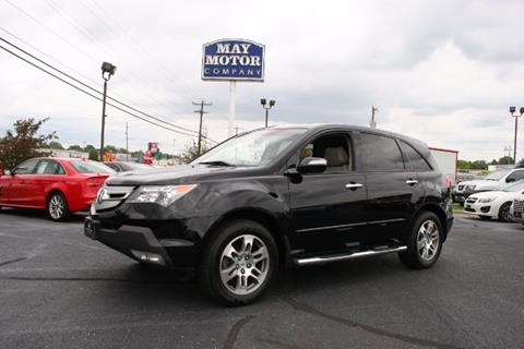 2008 Acura MDX for sale in Springfield, MO