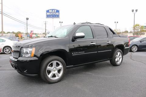 2008 Chevrolet Avalanche for sale in Springfield, MO