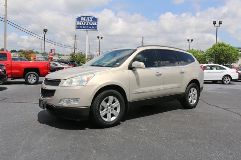 2009 Chevrolet Traverse May Motor Company
